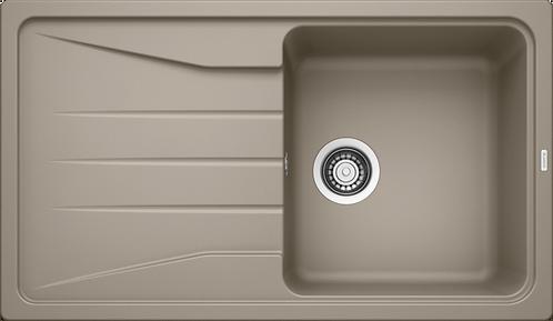 Blanco Sona 5s Silgranite Single Bowl Inset Sink - Silgranite Colours