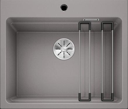 Blanco Etagon 6 Single Bowl Sink No Drainer Choice of Silgranite Colours
