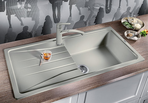 Blanco Sona XL 6S ALA Sink & Tap Pack - Silgranite Colours