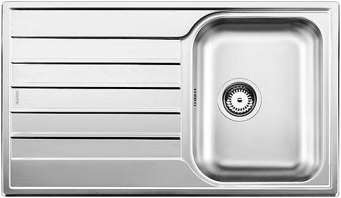 Blanco Livit 45S Salto Small Single Bowl Stainless Steel Inset Sink 450835