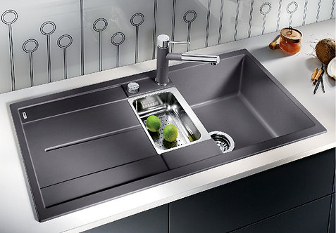 Blanco Metra 6S  ALA Sink & Tap Pack  Silgranite Choice of Colour