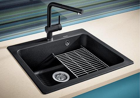 Blanco Naya 6 Silgranite ALA Sink & Tap Pack -Choice of Colour
