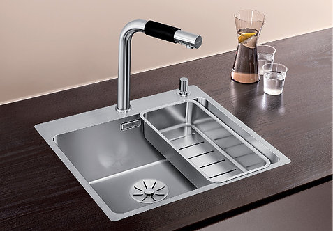 Blanco Andano 500-IF/A  ALA Sink and Tap Pack 456320