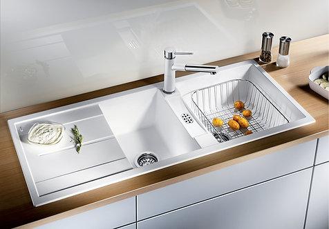 Blanco Metra 8S ALA Sink & Tap Pack  Silgranite : Choice of Colour