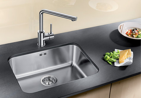 Blanco Supra 500-U  Undermount ALA Sink & Tap Pack  452970