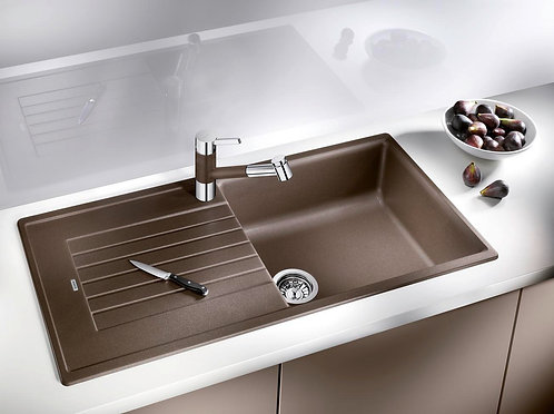 Blanco Zia XL 6S ALA Sink & Tap Pack Choice of Colour