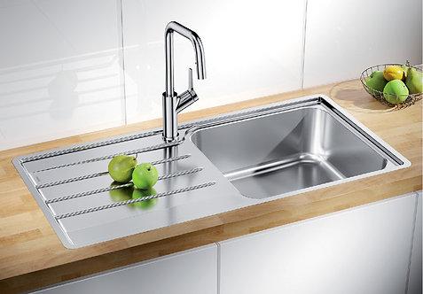 Blanco Lemis XL 6S IF ALA Sink & Tap Pack 456179