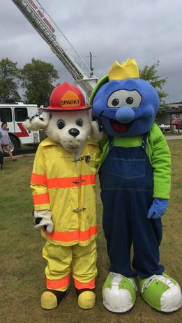 Firefighter's Kids Day