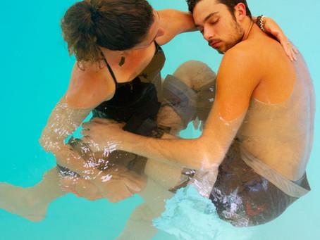 כאבי גב והטיפול במים
