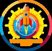НОВЫЙ Логотип ТВОРЧЕСКИЙ МИР Цветной Про