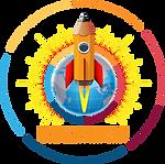 002 Логотип ВСЕЛЕННАЯ КОСМИЧЕСКОГО ТВОРЧ