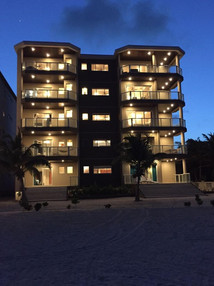 The Five, Beach Front suites