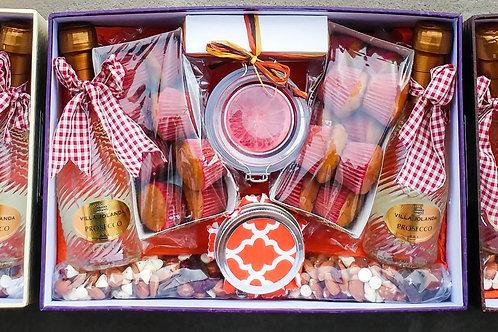 Autumn Confections & Sangria - petite gift box