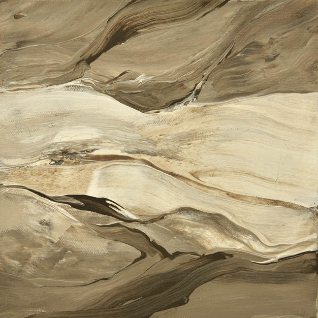 Abstract in Sand II