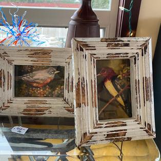 Framed Birds
