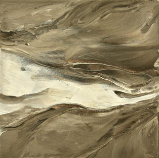 Abstract in Sand III