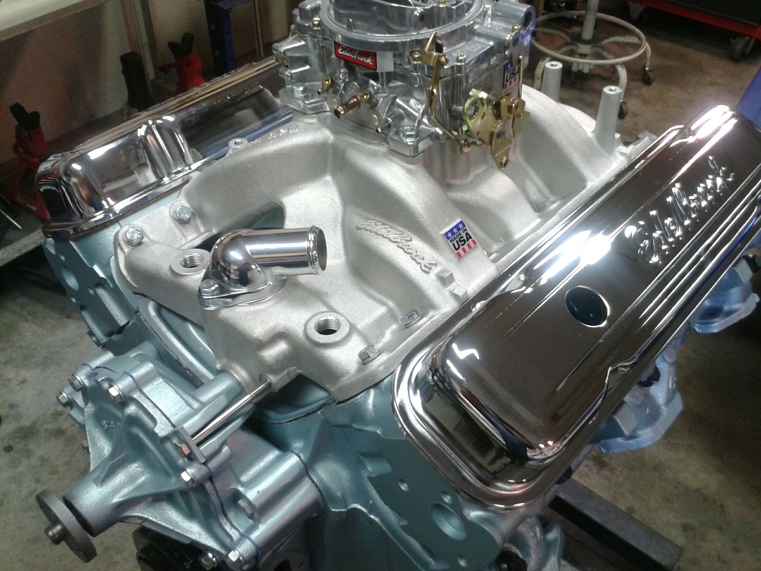 David and Goliath Part 1 --- Building the 400 vs  a stroker