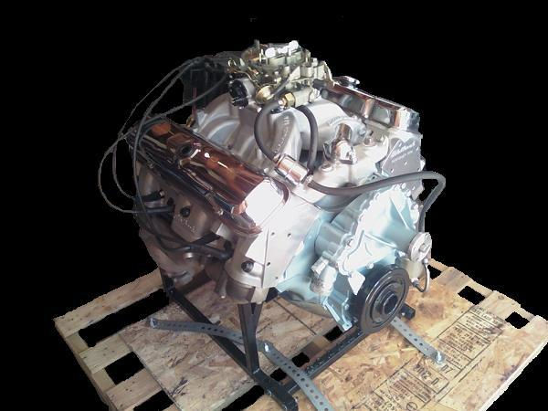 500 EASY HP FROM YOUR PONTIAC ENGINE