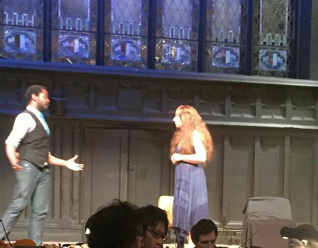 Antonia/Hoffmann duet