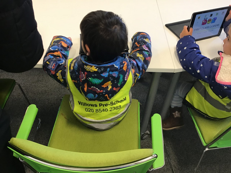 Toddler Coding Classes in Wimbledon