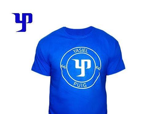 YP T-Shirt Blue