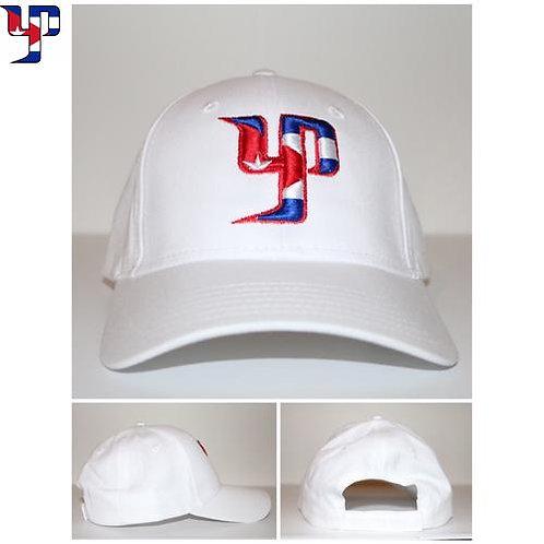 YP Cuban Cap (Dad Hat) - White