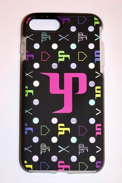 Black multicolor YP