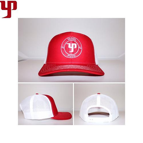YP Snapback - Red