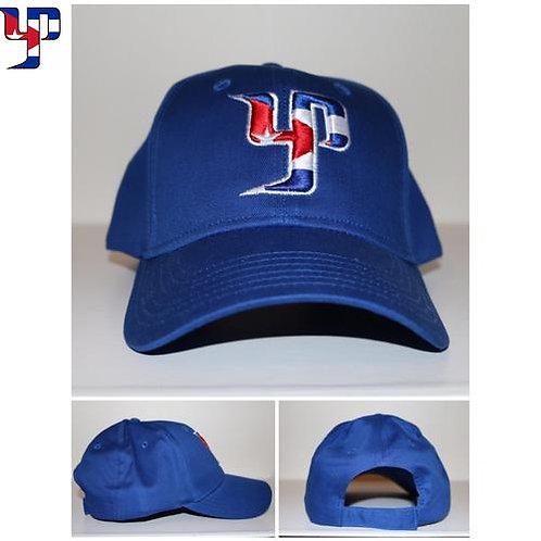 YP Cuban Cap (Dad Hat) - Blue
