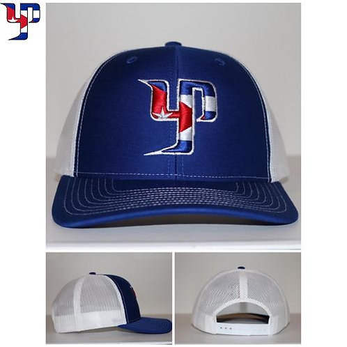 YP Cuban Snapback - Blue