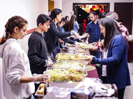 2018 Wild Horse Children's Foundation Thanksgiving Dinner