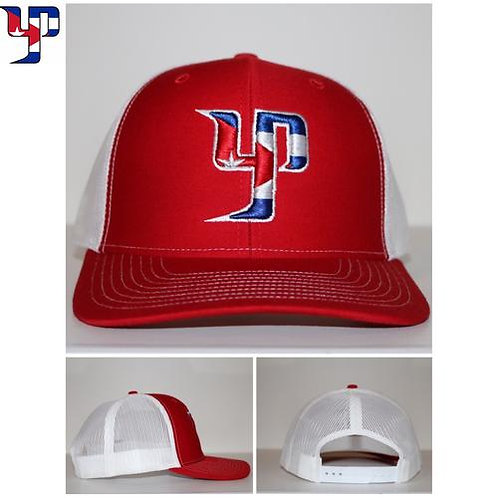 YP Cuban Snapback - Red