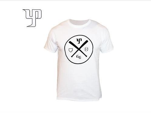 YP T-Shirt- White
