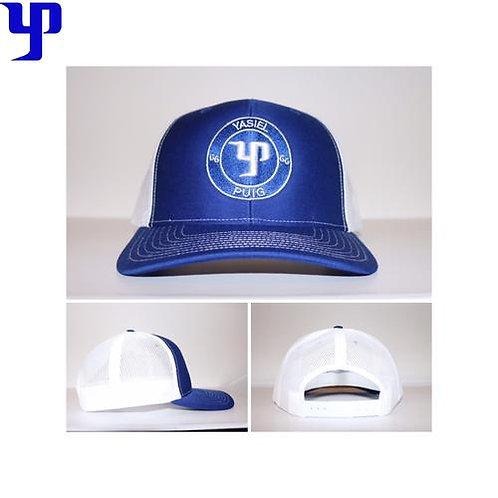 YP66 Snapback- Blue