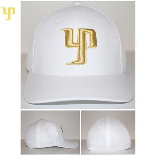 YP Flexfit -White Gold