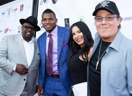 Yasiel Puig Hosts Second Annual Celebrity Poker Tournament