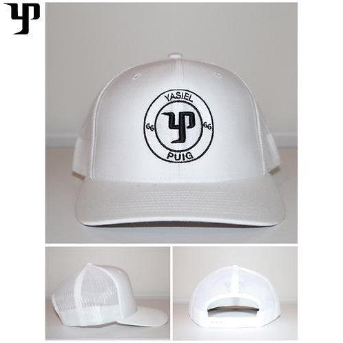 YP Snapback - White