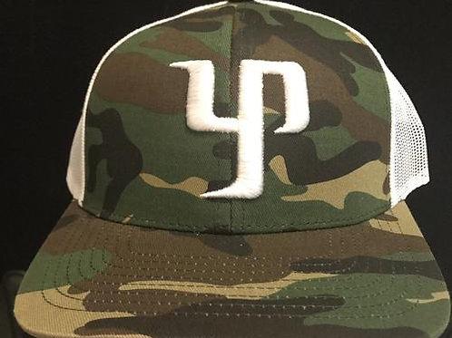 YP Snapback- Camouflage