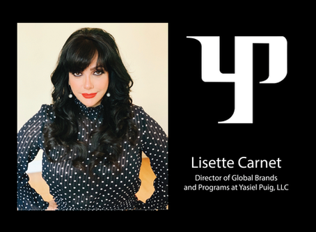 Lisette Carnet Promoted to Director of Global Brands and Programs of Yasiel Puig, LLC