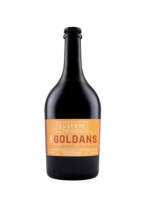 GOLDANS – 6 x 0,75l Flaschen