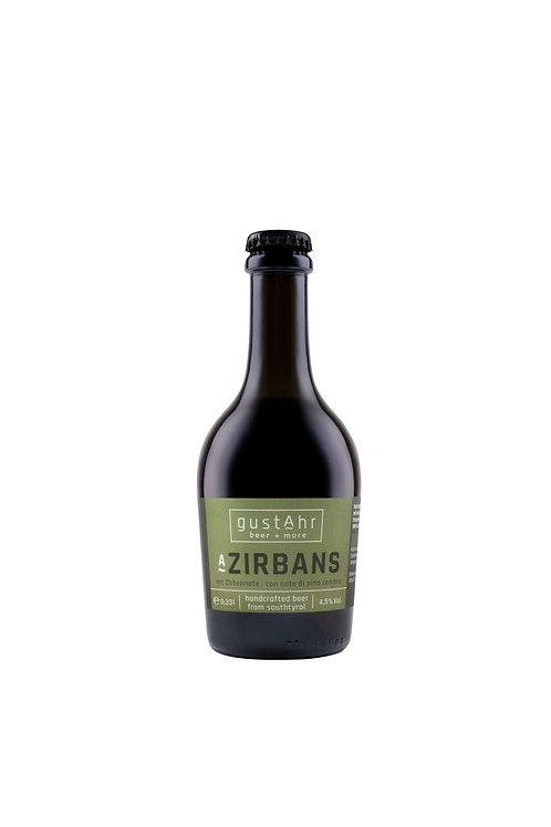 ZIRBANS – 12 x 0,33l Flaschen