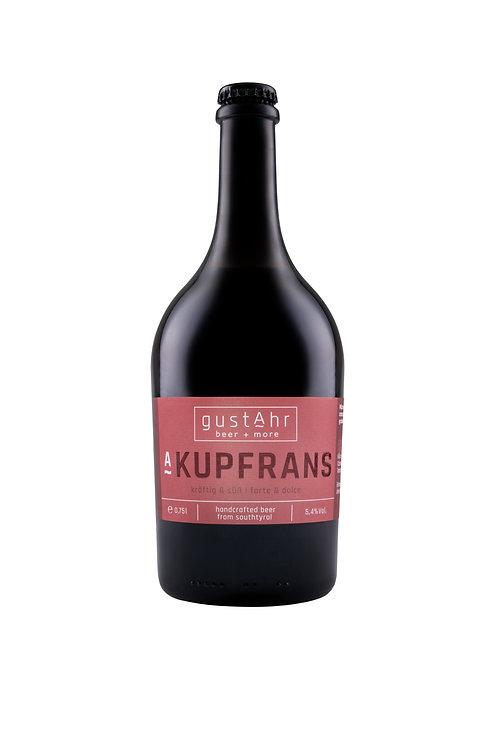 KUPFRANS – 6 x 0,75l Flaschen