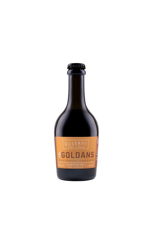 GOLDANS – 12 x 0,33l Flaschen
