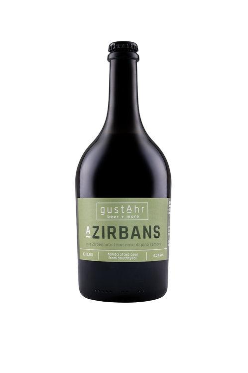 ZIRBANS – 6 x 0,75l Flaschen