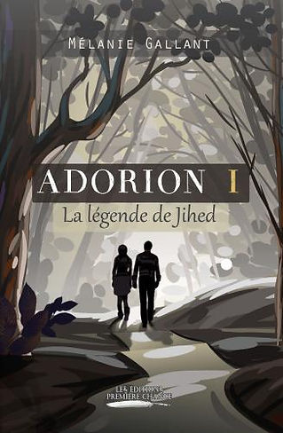 Adorion - La légende de Jihed