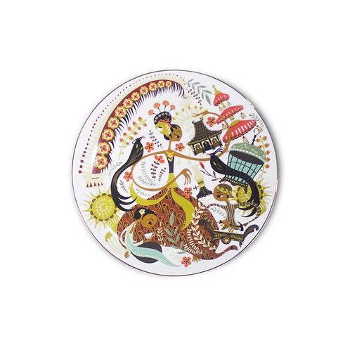 Sriwedari Plate
