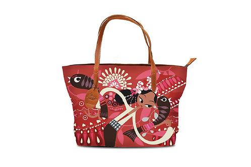 Sajen Bali Tote Bag