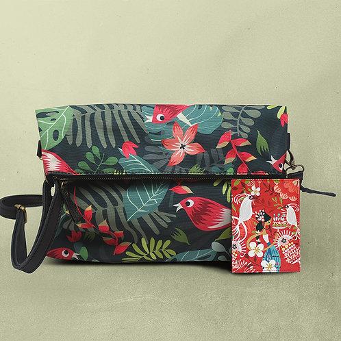 Folded Bag & Passport Holder Bundling