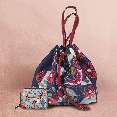 Bucket Bag & Card Holder Bundling