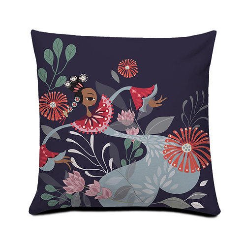 Semarak Jakarta Cushion Cover